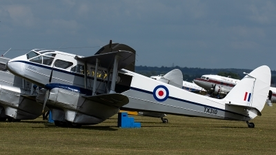 Photo ID 229395 by Thomas Ziegler - Aviation-Media. Company Owned Air Atlantique Historic Flight De Havilland DH 89A Dragon Rapide, G AIDL