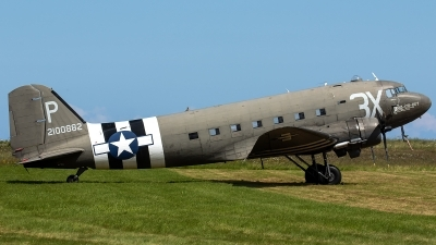 Photo ID 229194 by Thomas Ziegler - Aviation-Media. Private Private Douglas C 47A Skytrain, N473DC