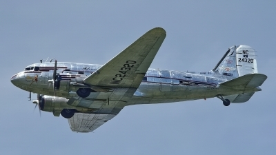 Photo ID 229218 by Rainer Mueller. Private Johnson Flying Service Inc Douglas C 47A Skytrain, N24320