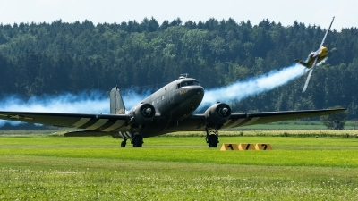 Photo ID 229295 by Thomas Ziegler - Aviation-Media. Private Tunison Foundation Douglas C 47A Skytrain, N74589