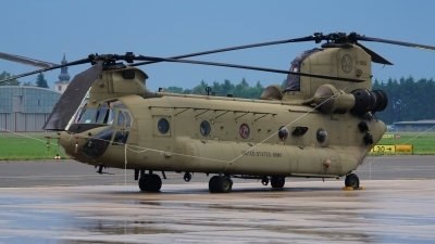 Photo ID 229321 by Lukas Kinneswenger. USA Army Boeing Vertol CH 47F Chinook, 13 08133