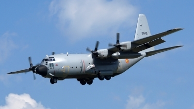 Photo ID 229269 by Lukas Kinneswenger. Belgium Air Force Lockheed C 130H Hercules L 382, CH 01