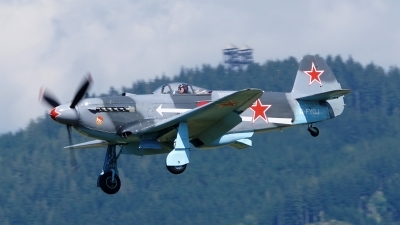 Photo ID 229251 by Lukas Kinneswenger. Private Private Yakovlev Yak 3U, D FYGJ