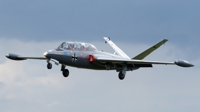 Photo ID 229310 by Lukas Kinneswenger. Private Quax Club Fouga CM 170 Magister, D IFCC