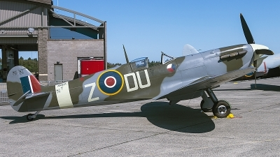 Photo ID 229313 by Aaron C. Rhodes. Private Flying Heritage Collection Supermarine 349 Spitfire LF5C, NX614VC
