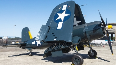 Photo ID 229539 by Aaron C. Rhodes. Private Flying Heritage Collection Goodyear FG 1D Corsair, N700G