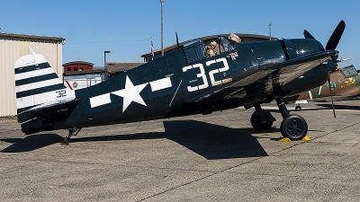 Photo ID 229337 by Aaron C. Rhodes. Private Flying Heritage Collection Grumman F6F 5 Hellcat, NX79863