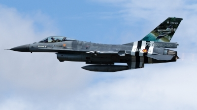 Photo ID 229376 by Luca Bani. Belgium Air Force General Dynamics F 16AM Fighting Falcon, FA 124