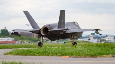 Photo ID 229550 by Agata Maria Weksej. USA Air Force Lockheed Martin F 35A Lightning II, 13 5077