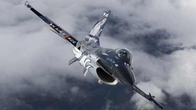 Photo ID 229453 by Tom Gibbons. Belgium Air Force General Dynamics F 16AM Fighting Falcon, FA 101
