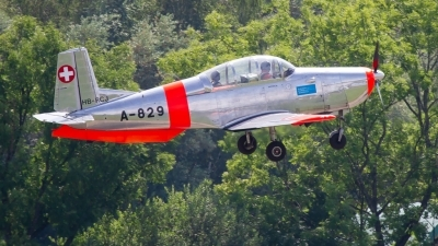 Photo ID 229556 by Agata Maria Weksej. Private P 3 Flyers Pilatus P 3 05, HB RCJ