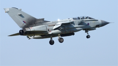 Photo ID 229469 by John. UK Air Force Panavia Tornado GR4, ZA447