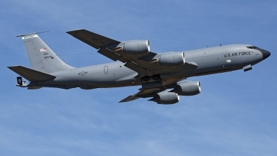 Photo ID 229497 by Rainer Mueller. USA Air Force Boeing KC 135R Stratotanker 717 100, 58 0098