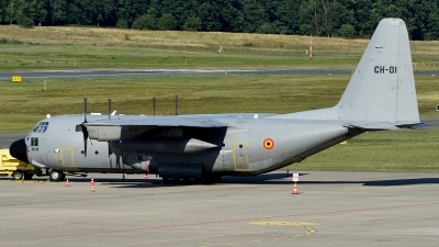 Photo ID 229584 by Günther Feniuk. Belgium Air Force Lockheed C 130H Hercules L 382, CH 01