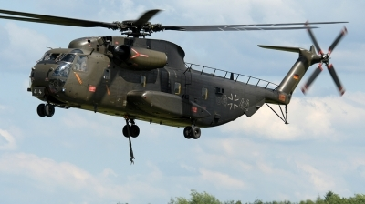 Photo ID 229598 by Florian Morasch. Germany Air Force Sikorsky CH 53G S 65, 84 44