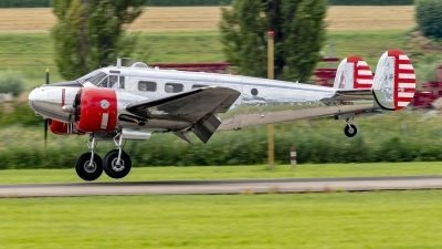 Photo ID 229616 by Martin Thoeni - Powerplanes. Private Private Beech 18 Expeditor, N21FS