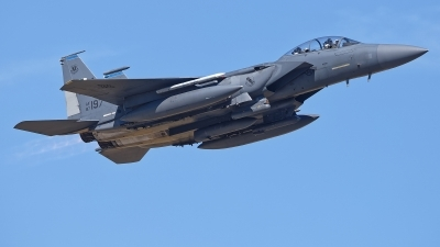 Photo ID 229632 by Rainer Mueller. USA Air Force McDonnell Douglas F 15E Strike Eagle, 87 0197