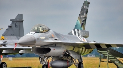 Photo ID 229659 by Alex Staruszkiewicz. Belgium Air Force General Dynamics F 16AM Fighting Falcon, FA 124