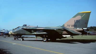 Photo ID 229689 by Peter Boschert. USA Air Force General Dynamics F 111E Aardvark, 68 0049