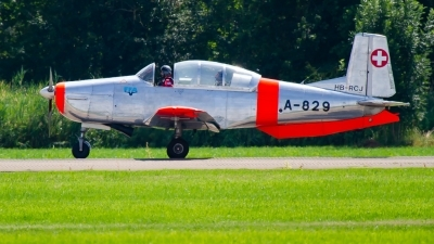 Photo ID 229914 by Agata Maria Weksej. Private P 3 Flyers Pilatus P 3 05, HB RCJ