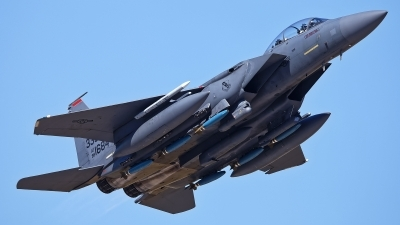 Photo ID 229697 by Rainer Mueller. USA Air Force McDonnell Douglas F 15E Strike Eagle, 88 1684