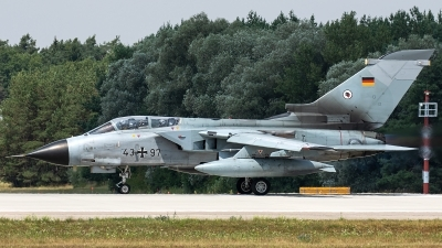 Photo ID 229718 by Thomas Ziegler - Aviation-Media. Germany Air Force Panavia Tornado IDS T, 43 97