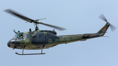 Photo ID 229715 by Thomas Ziegler - Aviation-Media. Germany Army Bell UH 1D Iroquois 205, 73 54