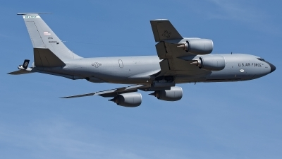 Photo ID 229737 by Rainer Mueller. USA Air Force Boeing KC 135R Stratotanker 717 100, 58 0098