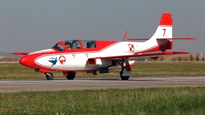 Photo ID 229794 by Carl Brent. Poland Air Force PZL Mielec TS 11bis DF Iskra, 2007