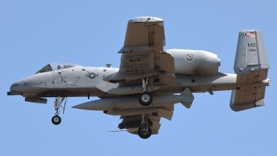 Photo ID 229830 by Walter Van Bel. USA Air Force Fairchild A 10C Thunderbolt II, 78 0693