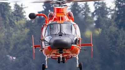 Photo ID 229851 by Aaron C. Rhodes. USA Coast Guard Aerospatiale HH 65B Dolphin, 6521
