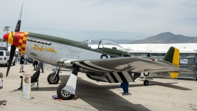 Photo ID 229911 by W.A.Kazior. Private Private North American P 51D Mustang, N151MW