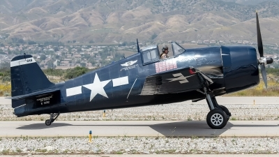 Photo ID 229937 by W.A.Kazior. Private Commemorative Air Force Grumman F6F 5 Hellcat, N1078Z