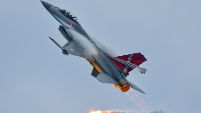 Photo ID 229927 by Radim Spalek. Denmark Air Force General Dynamics F 16AM Fighting Falcon, E 607