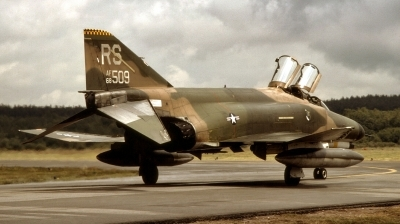 Photo ID 229923 by Alex Staruszkiewicz. USA Air Force McDonnell Douglas F 4E Phantom II, 68 0509