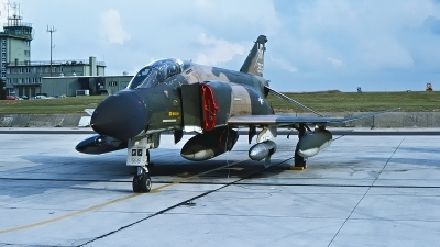 Photo ID 229958 by Gerrit Kok Collection. USA Air Force McDonnell Douglas F 4D Phantom II, 66 7555