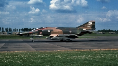 Photo ID 229997 by Alex Staruszkiewicz. USA Air Force McDonnell Douglas RF 4C Phantom II, 68 0567