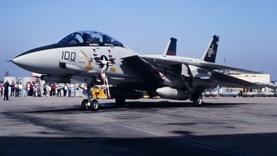 Photo ID 229995 by Gerrit Kok Collection. USA Navy Grumman F 14A Tomcat, 162602