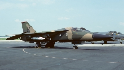 Photo ID 230031 by Peter Boschert. UK Air Force General Dynamics F 111F Aardvark, 70 2412