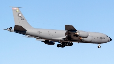Photo ID 230039 by Ray Biagio Pace. USA Air Force Boeing KC 135R Stratotanker 717 100, 61 0288