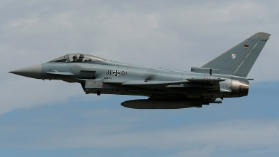 Photo ID 230046 by Florian Morasch. Germany Air Force Eurofighter EF 2000 Typhoon S, 31 01