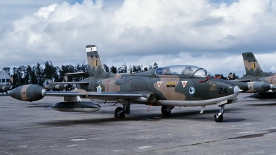 Photo ID 230059 by Gerrit Kok Collection. Brazil Air Force Embraer AT 26 Xavante EMB 326GC, 4524