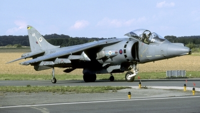 Photo ID 230079 by Joop de Groot. UK Air Force British Aerospace Harrier GR 7, ZD433