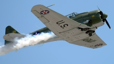 Photo ID 230080 by Rod Dermo. Private Commemorative Air Force North American SNJ 6 Texan, N9820C