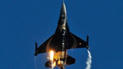 Photo ID 230103 by Frank Deutschland. Turkey Air Force General Dynamics F 16C Fighting Falcon, 91 0011