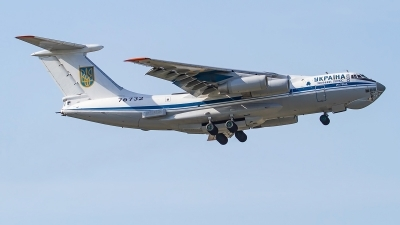 Photo ID 230087 by Igor Bubin. Ukraine Air Force Ilyushin IL 76MD, 76732