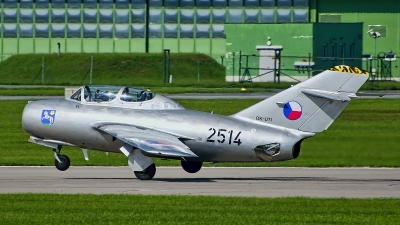 Photo ID 230106 by Radim Spalek. Private Czech Flying Legends Mikoyan Gurevich MiG 15UTI, OK UTI