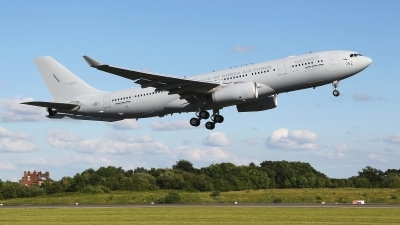 Photo ID 230134 by Barry Swann. South Korea Air Force Airbus A330 243MRTT, 19 003