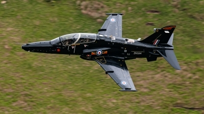 Photo ID 230149 by David Novák. UK Air Force BAE Systems Hawk T 2, ZK024