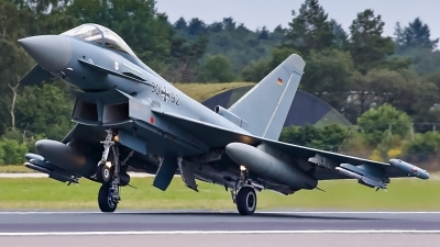 Photo ID 230201 by Mick Balter - mbaviation-images. Germany Air Force Eurofighter EF 2000 Typhoon S, 30 92
